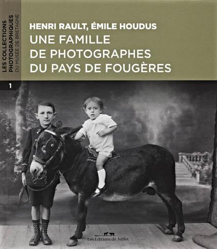 Couverture collection photographique Henri Rault et Emile Houdus