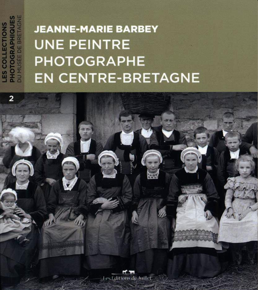Couverture collection photographique Jeanne-Marie Barbey