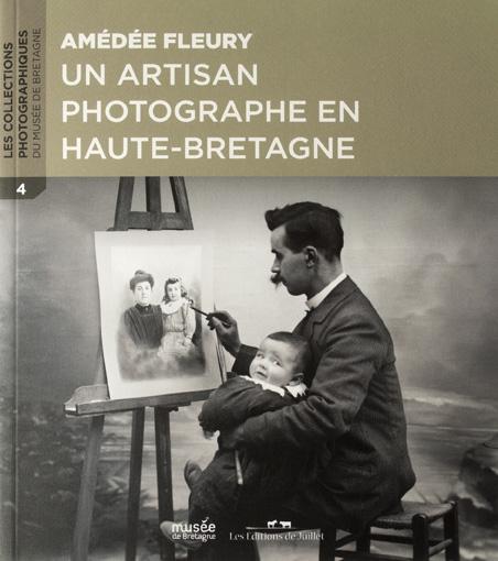 Couverture collection photographique Amédée Fleury
