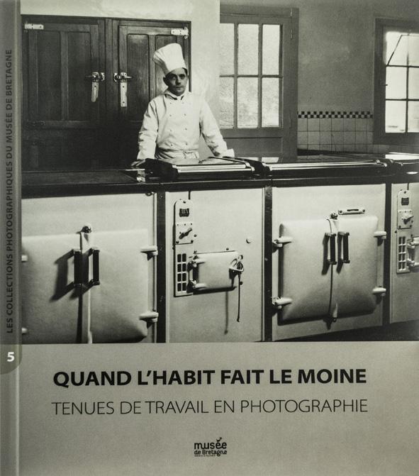 Couverture collection photographique Quand l'habit fait le moine