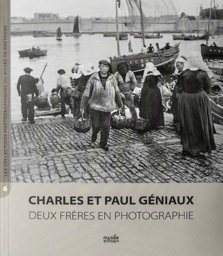 Couverture collection photographique Charles et Paul Géniaux