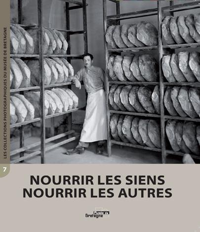 Couverture collection photographique Nourrir les siens nourrir les autres