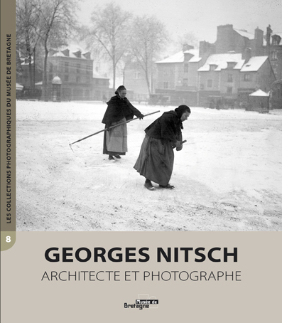 Couverture collection photographique Georges Nitsch