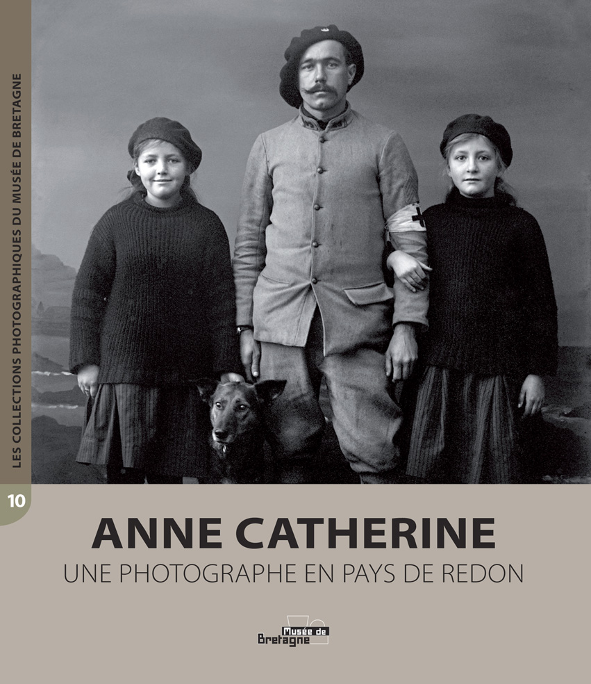Couverture collection photographique Anne Catherine