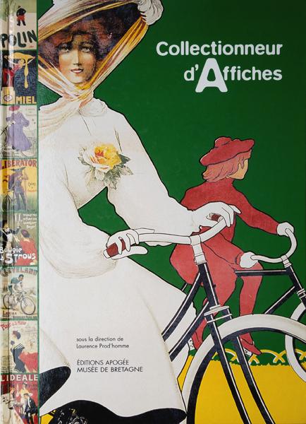 Couverture collectionneurs d'affiches