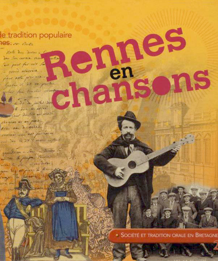 Album Rennes en chanson