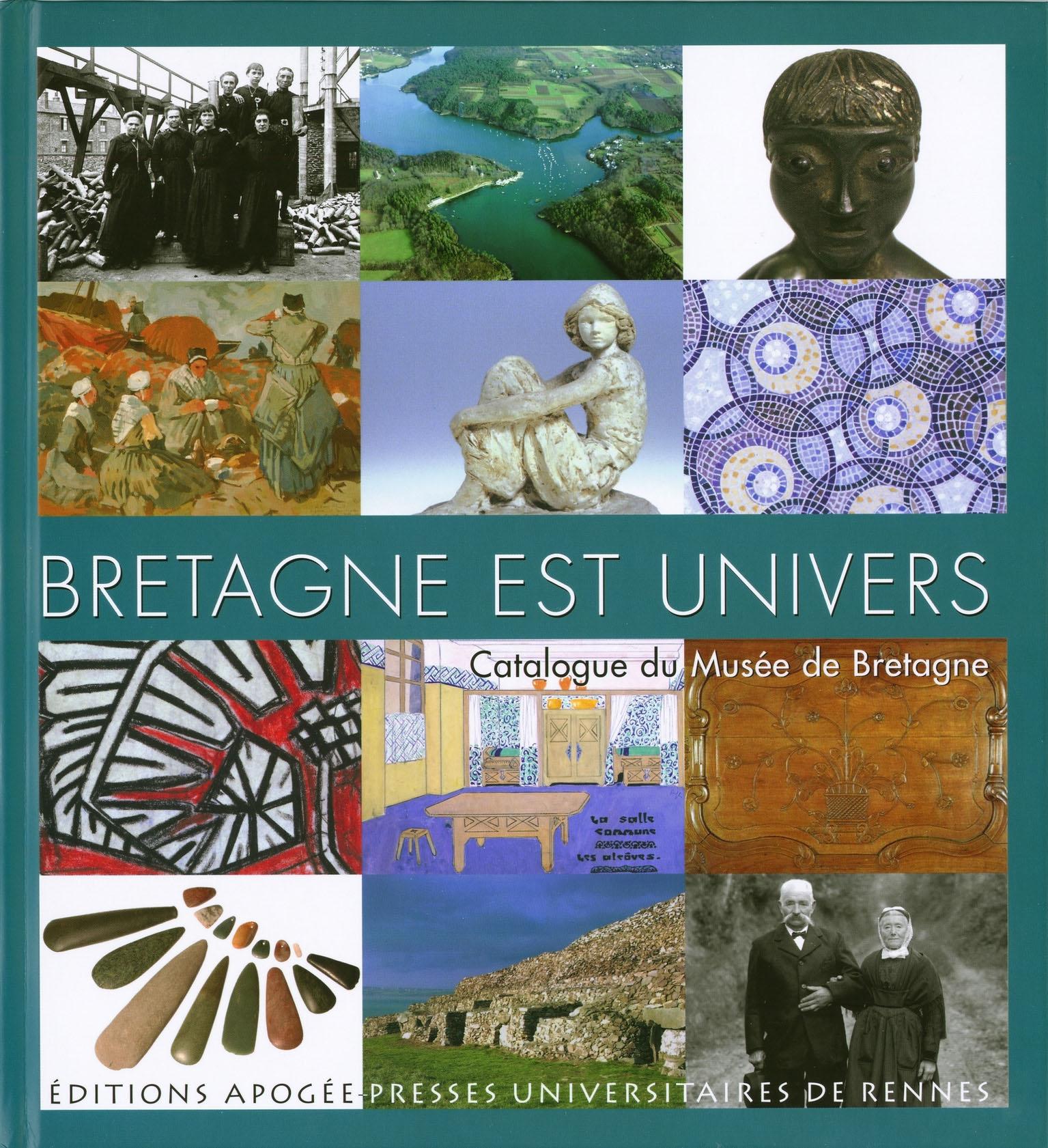 Couverture Bretagne est Univers