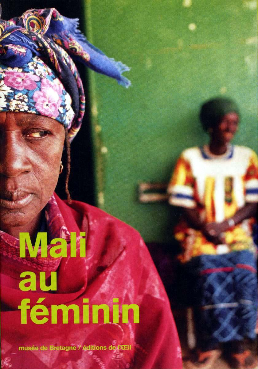 Couverture Mali au féminin
