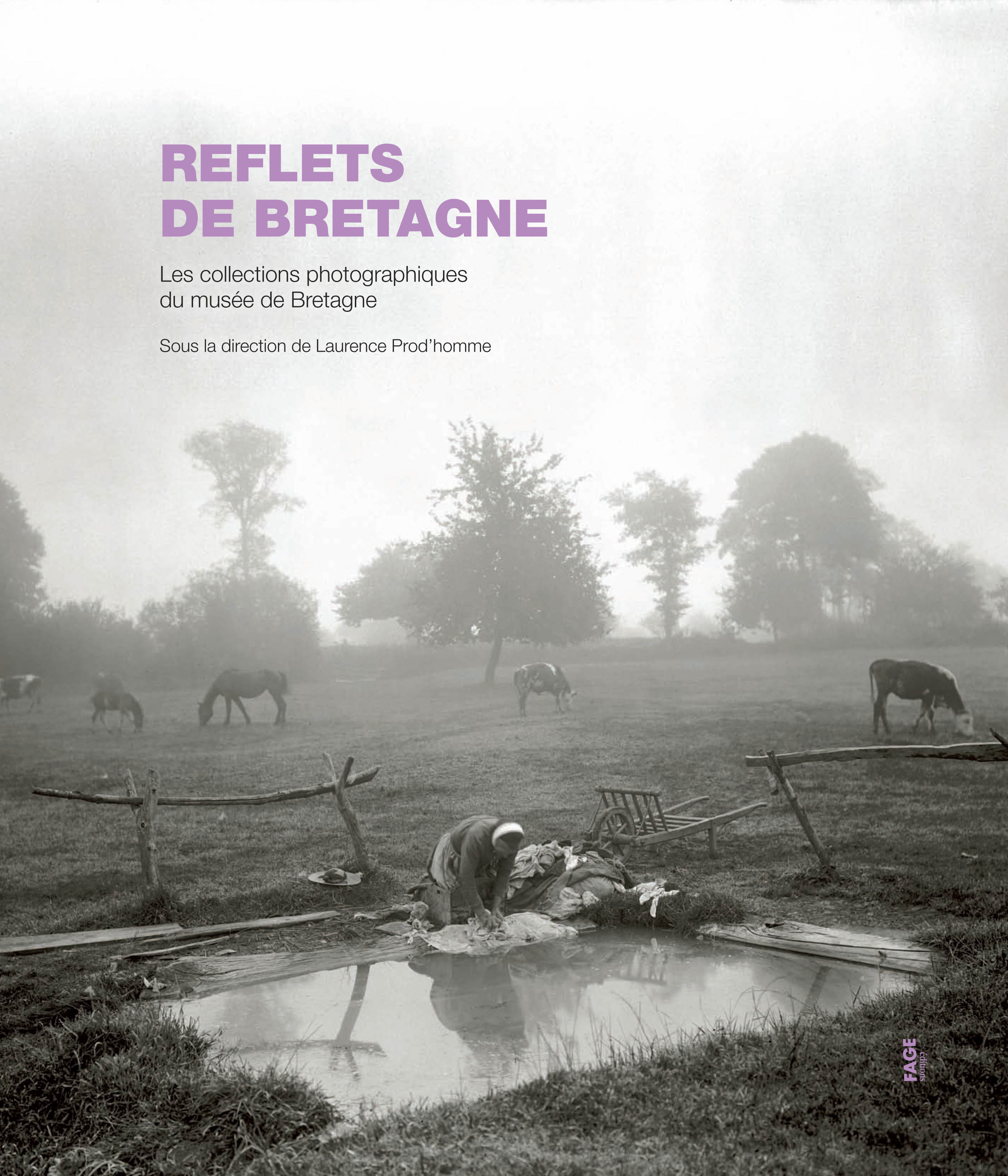 Couverture Reflets de Bretagne
