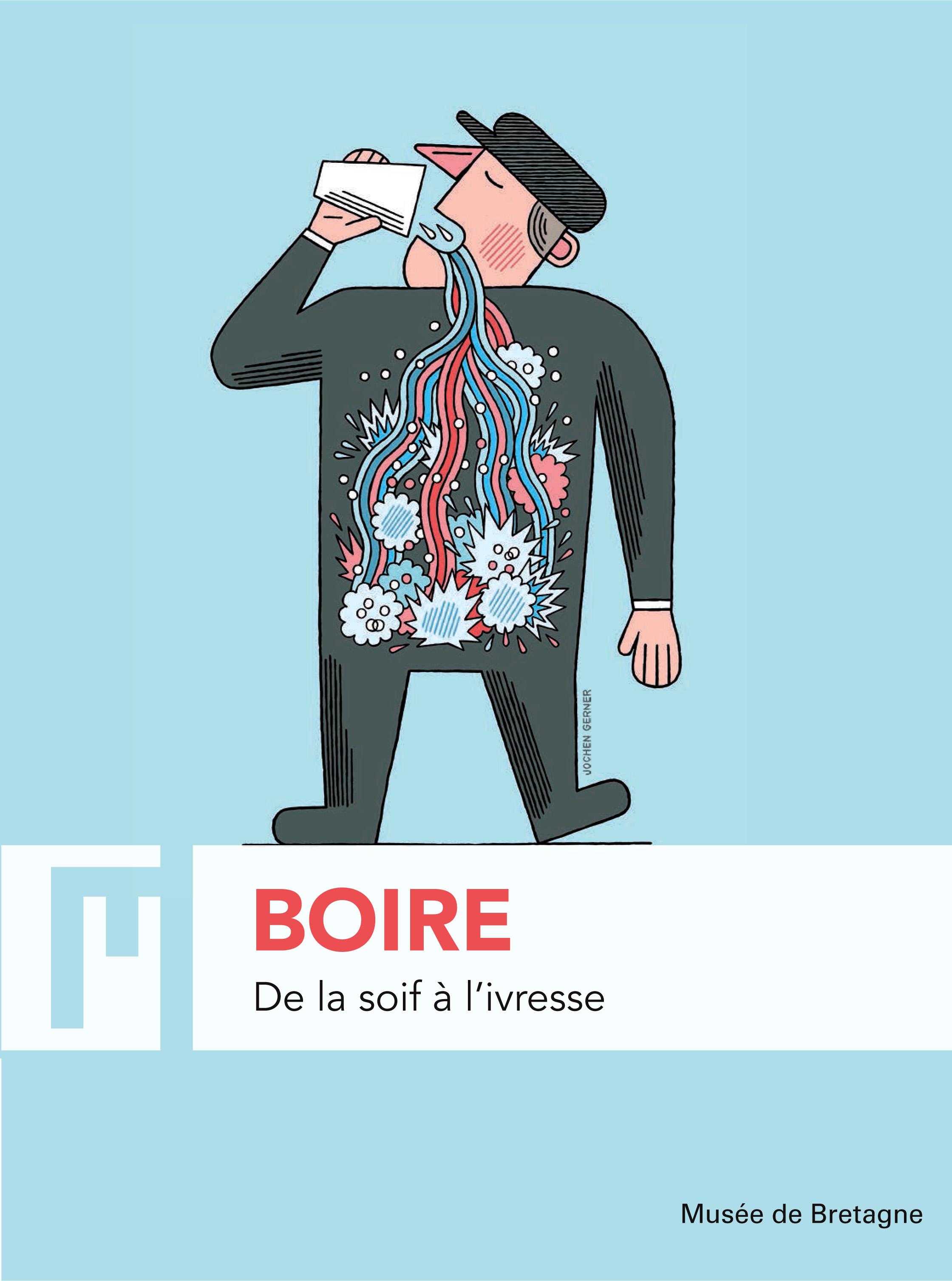couverture livre boire