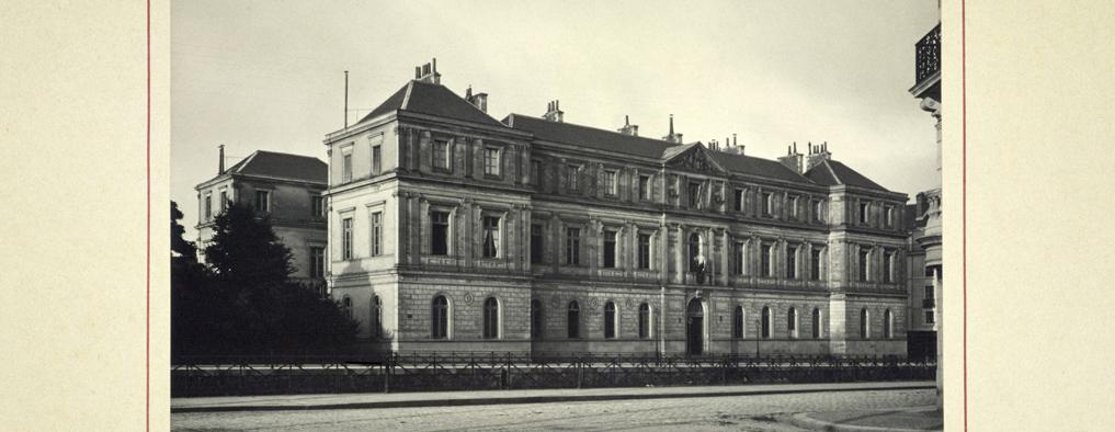 Histoire du musée de Bretagne
