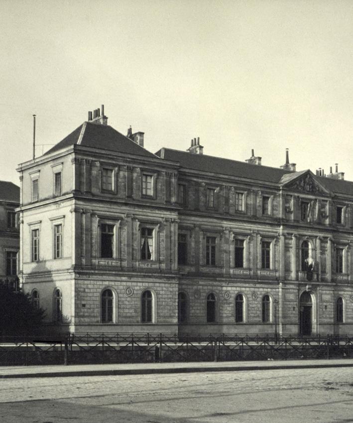 L'histoire du musée de Bretagne